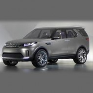 Land Rover Discovery V (L462) 2017-