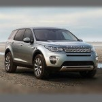 Land Rover Discovery Sport (L550) 2015-
