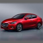 Автомобильные коврики для Mazda 2 2014-