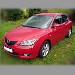 Автомобильные коврики для Mazda 3 2003-2009