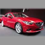 Автомобильные коврики для Mazda 6 2003-2012 / 2013-2020
