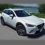 Автомобильные коврики для Mazda CX-3 2015-