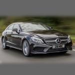 Mercedes C218 CLS 2011-