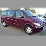 Автомобильные коврики для Mercedes Vito - Viano (W639) 2003-