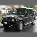 Автомобильные коврики для Mercedes W460/W462/W463 (Гелендваген)