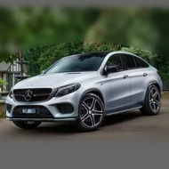Mercedes C292 GLE Coupe 2015-