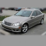 Mercedes W203 2001-2007