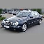 Автомобильные коврики для Mercedes W210 1995-2002