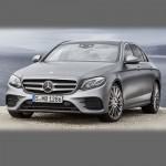 Mercedes W213 2016-