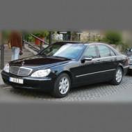 Mercedes W220 1998-2005