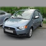 Автомобильные коврики для Mitsubishi Colt 2004- / 2008-2012