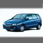 Автомобильные коврики для Mitsubishi Space Star 1998-