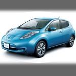 Автомобильные коврики для Nissan Leaf 2010-