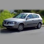 Автомобильные коврики для Nissan Almera N16 2000-2006