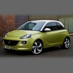 Opel Adam 2013-