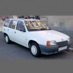 Автомобильные коврики для Opel Kadett E 1984-1991