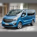 Автомобильные коврики для Opel Vivaro II 2014-2019