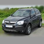 Автомобильные коврики для Opel Antara 2007-