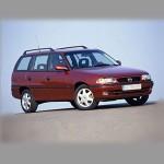Автомобильные коврики для Opel Astra F 1991-2002
