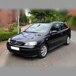 Автомобильные коврики для Opel Astra G 1997-2004