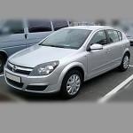 Автомобильные коврики для Opel Astra H 2004-2009