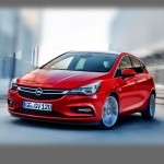 Автомобильные коврики для Opel Astra K 2016-