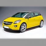 Автомобильные коврики для Opel Corsa E 2014-
