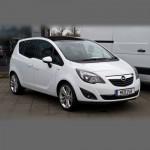 Автомобильные коврики для Opel Meriva B 2010-