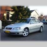Автомобильные коврики для Opel Omega B 1994-2003