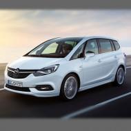 Opel Zafira D 2017-