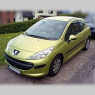 Peugeot 207 2006-