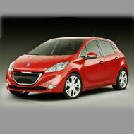 Peugeot 208 2012-