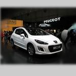 Автомобильные коврики для Peugeot 308 (I)2007-2013