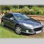 Автомобильные коврики для Peugeot 407 2004-2011