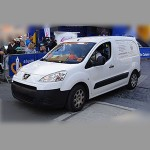 Автомобильные коврики для Peugeot Partner II 2008-