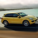 Автомобильные коврики для Porsche Cayenne I/II 2002-2010 / 2010-