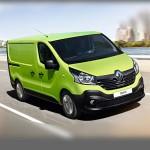 Автомобильные коврики для Renault Trafic III 2014-