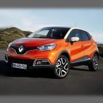 Автомобильные коврики для Renault Captur 2013- / Samsung QM3