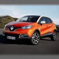 Renault Captur 2013- / Samsung QM3