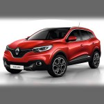 Автомобильные коврики для Renault Kadjar 2015-