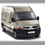 Автомобильные коврики для Renault Master 1998-2009, 2010-