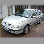 Автомобильные коврики для Renault Megane I 1995-2002