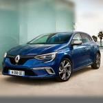 Автомобильные коврики для Renault Megane IV 2016-