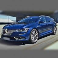 Renault Talisman 2016- / Samsung SM6