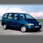 Автомобильные коврики для Seat Alhambra I 1995-2010