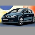 Автомобильные коврики для Seat Altea 2009- / Altea XL 2006-