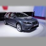 Автомобильные коврики для Seat Leon III 2012-