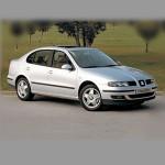 Автомобильные коврики для Seat Toledo 2004-2012