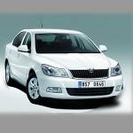 Автомобильные коврики для Skoda Octavia II (A5) 2008-2012