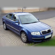 Skoda Superb I (B5) 2001-2008